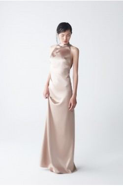 Ava Silk Dress