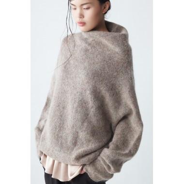 Eden Oversized Mohair Sweater