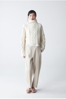 Elija Wool Sweater