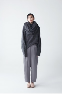 Liron Oversized Mohair Sweater