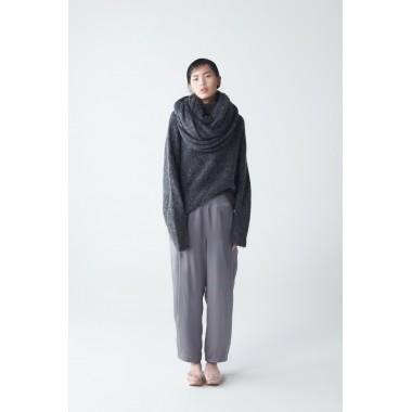 Liron Oversized Mohair Sweater