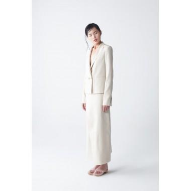 Nava Organic Linen Blazer