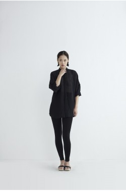 Cerise Shirt Black