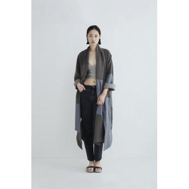 Eartha Scarf Coat