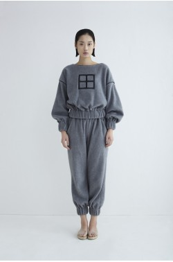 NEEMIC Organic Fleece Sweater + Trouser Combo