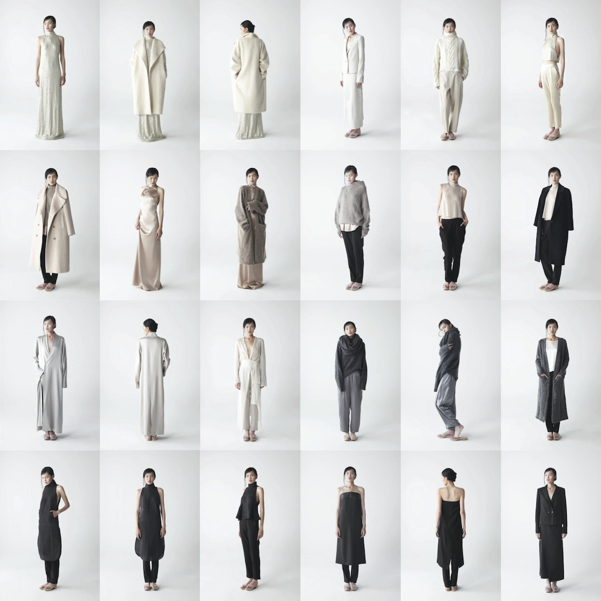 "NEEMIC Looksheet ""afternoon"" Collection AW14 page 2"