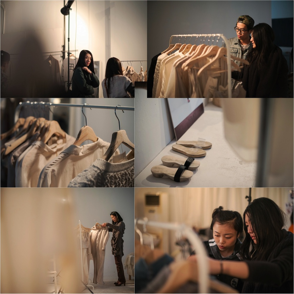 NEEMIC Cocoon Collection - Launch Event with Summerwood, KITME and HeeKa. Photo by Matjaz Tancic