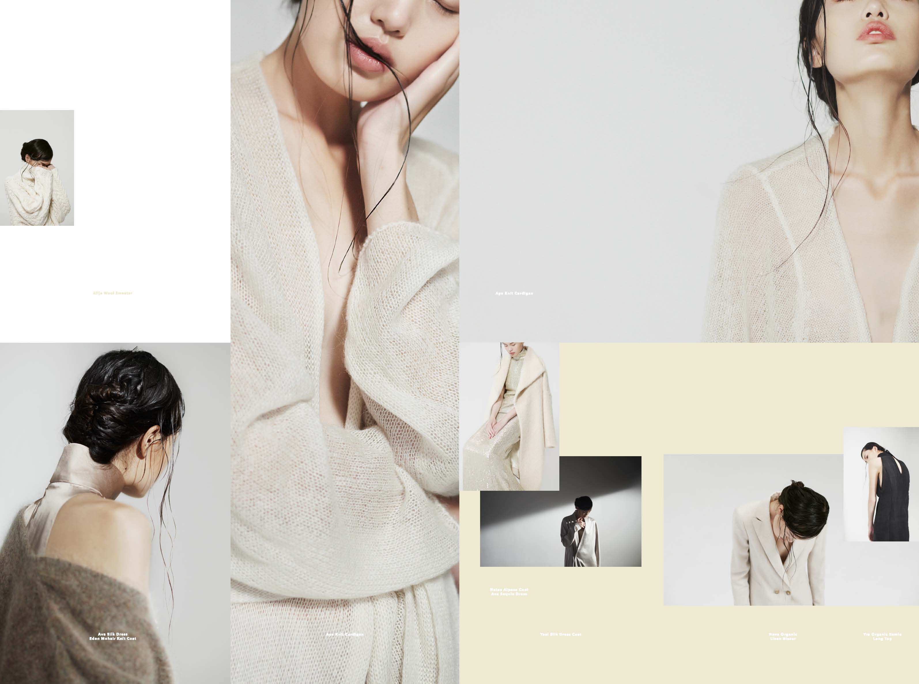NEEMIC Afternoon Collection Lookbook AW14